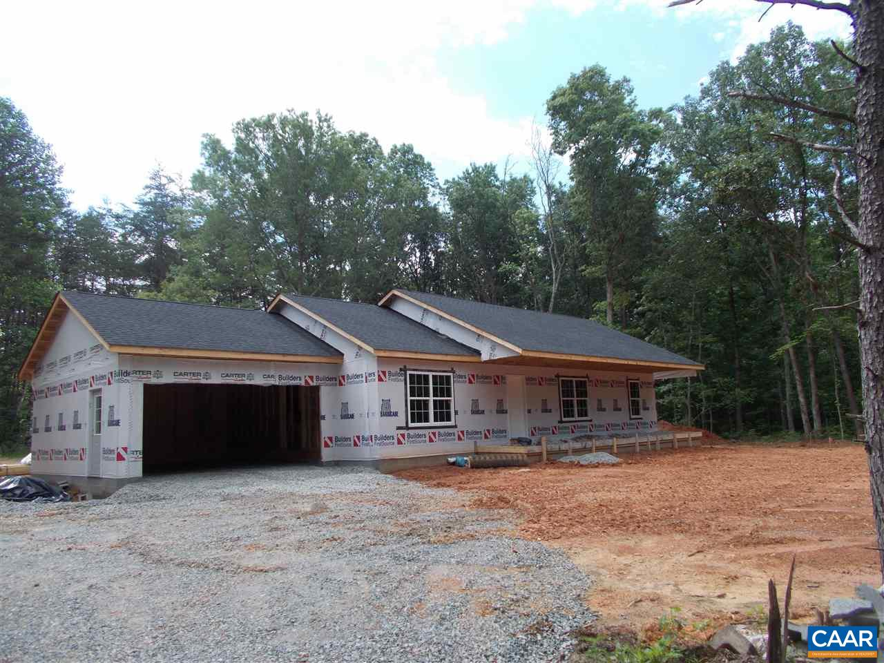Single Family Home for Sale at 2180 GARDNERS Road Mineral, Virginia 23117 United States