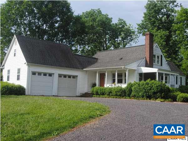 Single Family Home for Sale at 8490 PUMPHOUSE Road 8490 PUMPHOUSE Road Somerset, Virginia 22972 United States