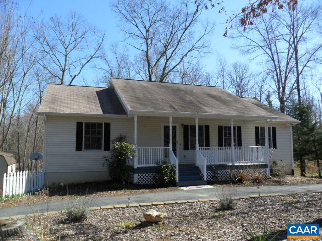 376 JEFFERSON DRIVE WEST, PALMYRA, VA 22963