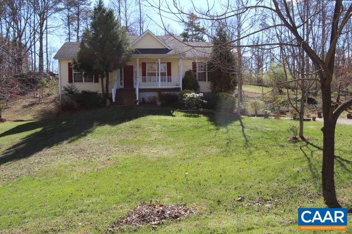 140 N GREENE ACRES RD, STANARDSVILLE, VA 22973