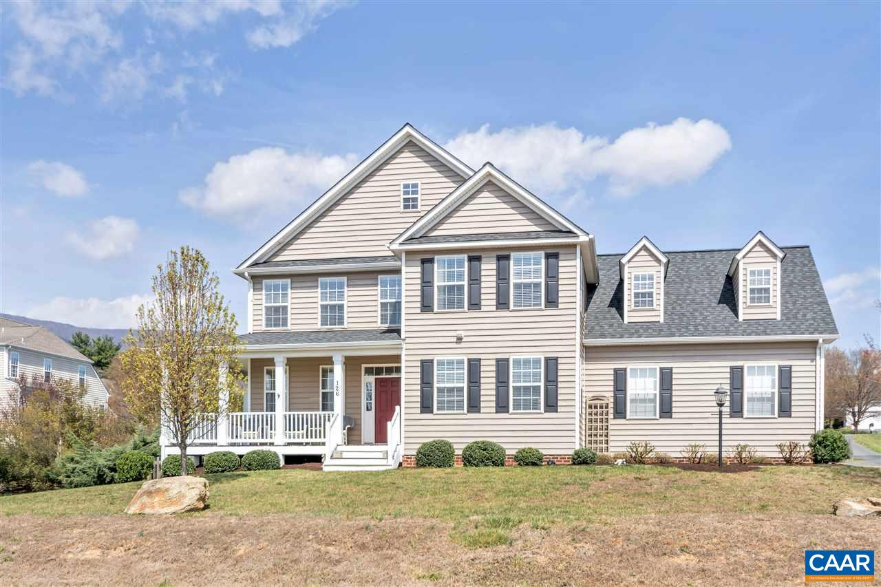 Single Family Home for Sale at 126 GRAYROCK Drive Crozet, Virginia 22932 United States