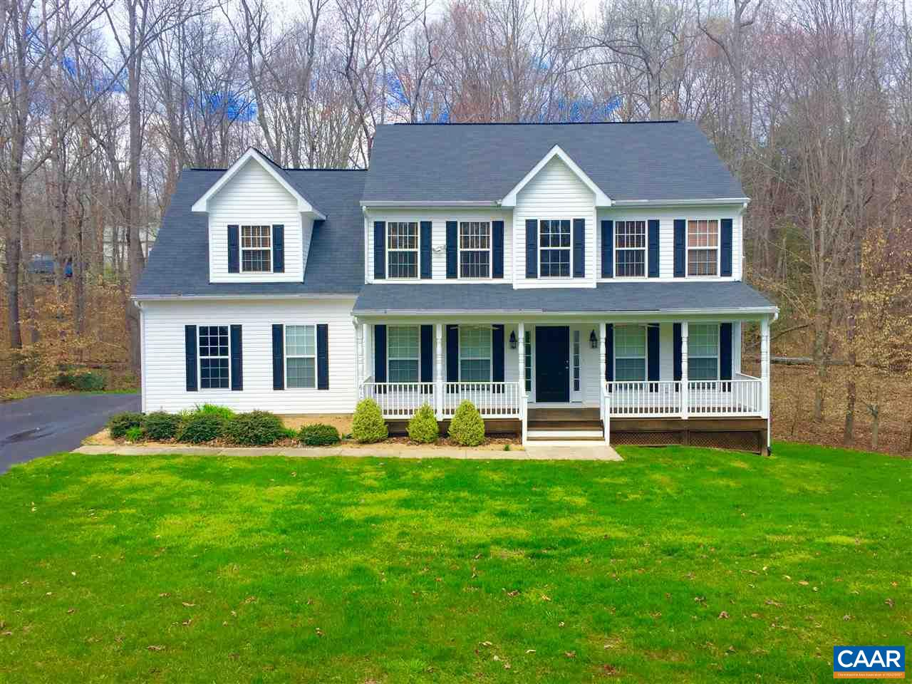 Single Family Home for Sale at 6106 BILLS Road Mineral, Virginia 23117 United States