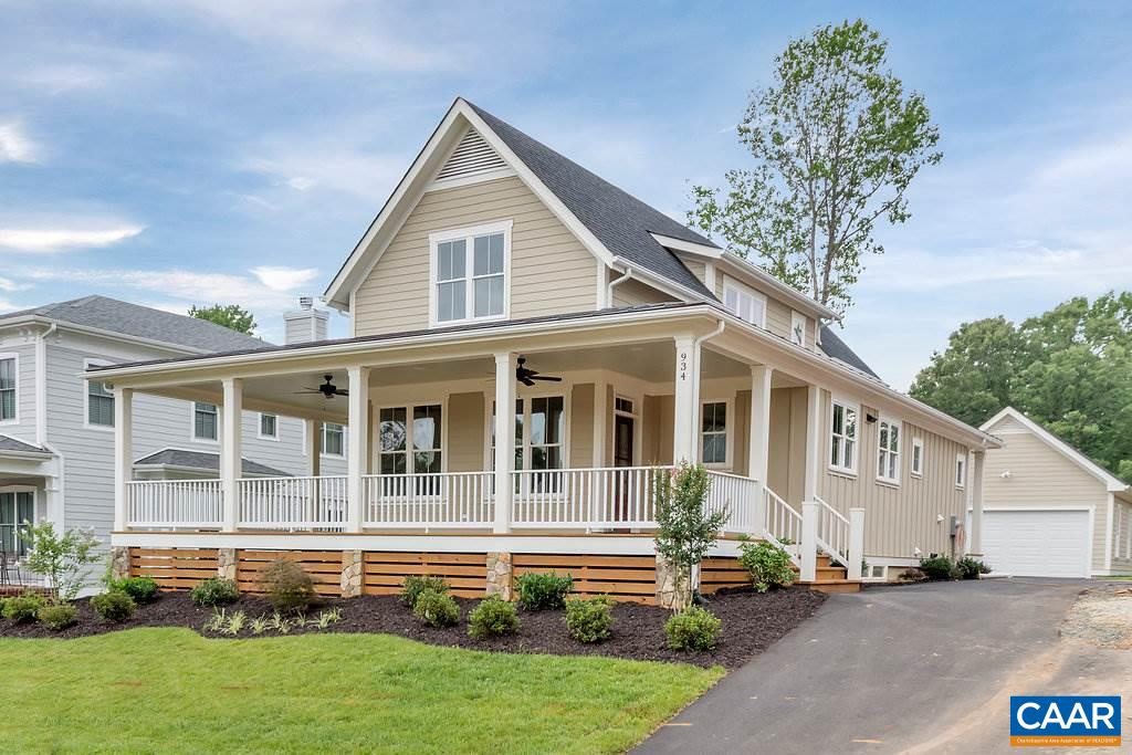 Single Family Home for Sale at 3298 Rowcross Street 3298 Rowcross Street Crozet, Virginia 22932 United States