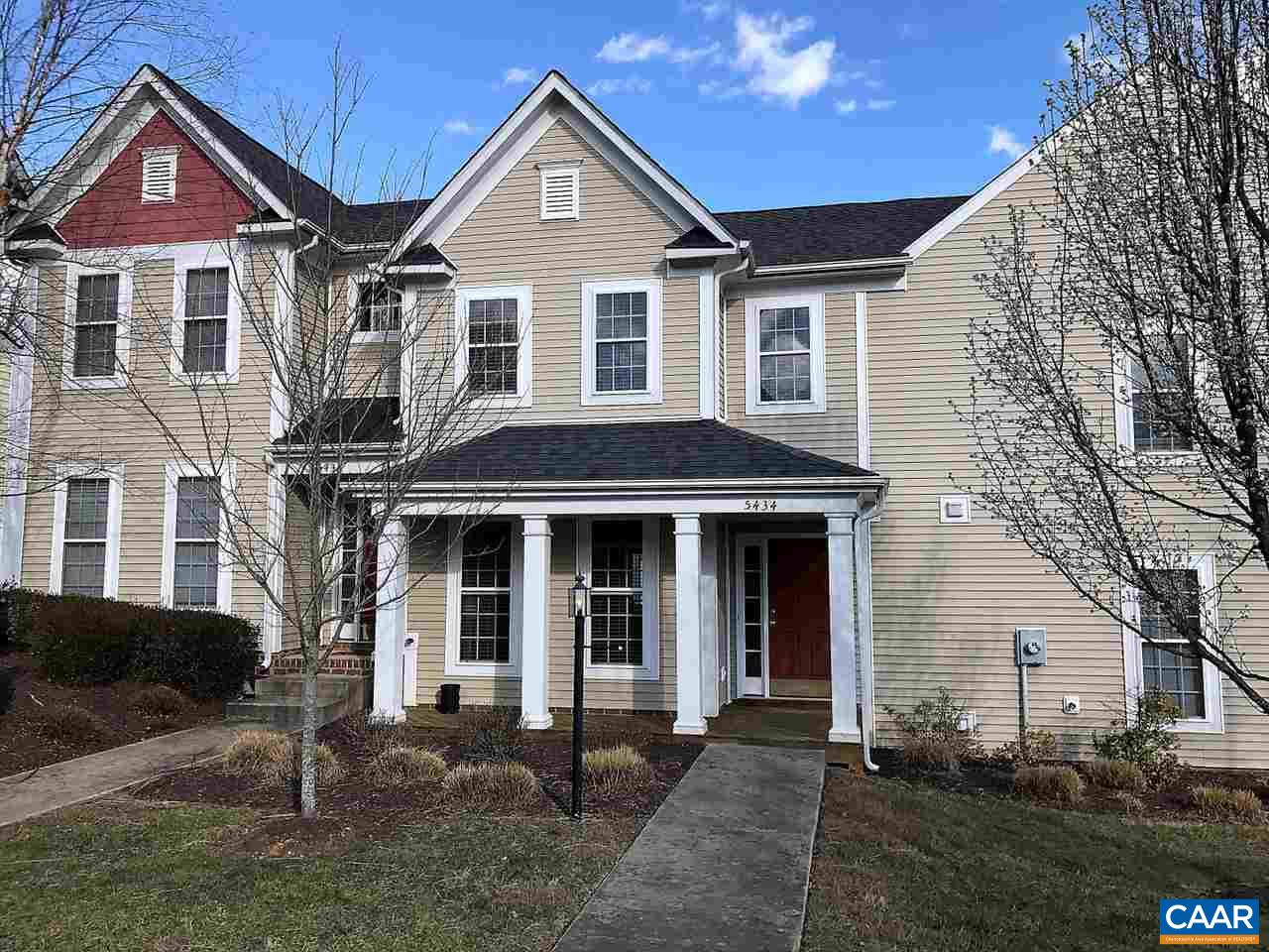Single Family Home for Sale at 5434 HILL TOP Street Crozet, Virginia 22932 United States