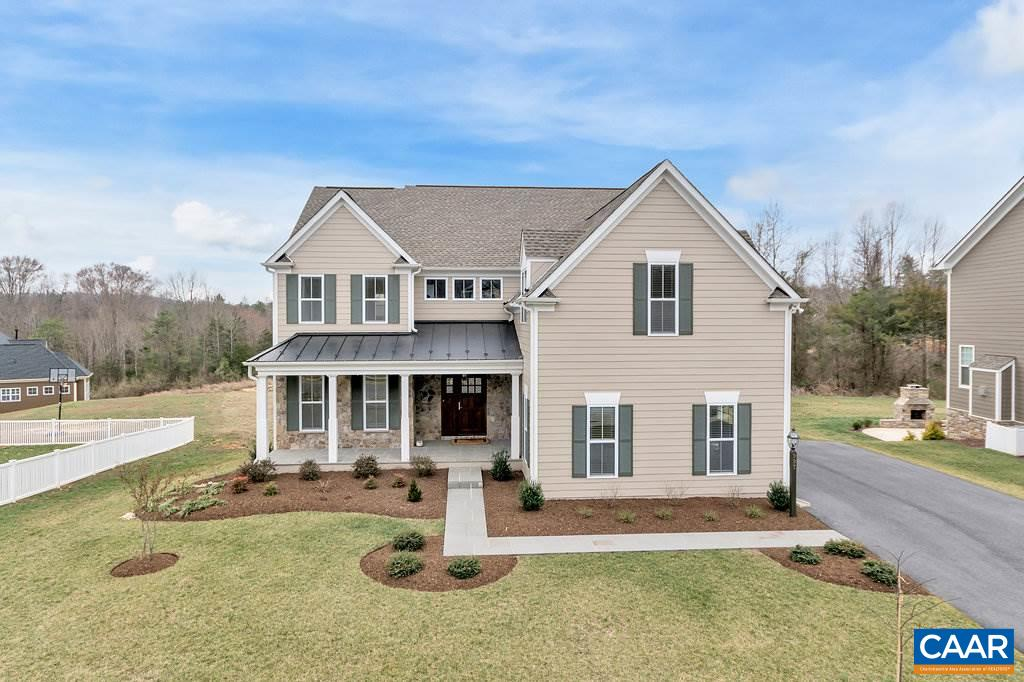 Single Family Home for Sale at 997 PARK RIDGE Drive Crozet, Virginia 22932 United States