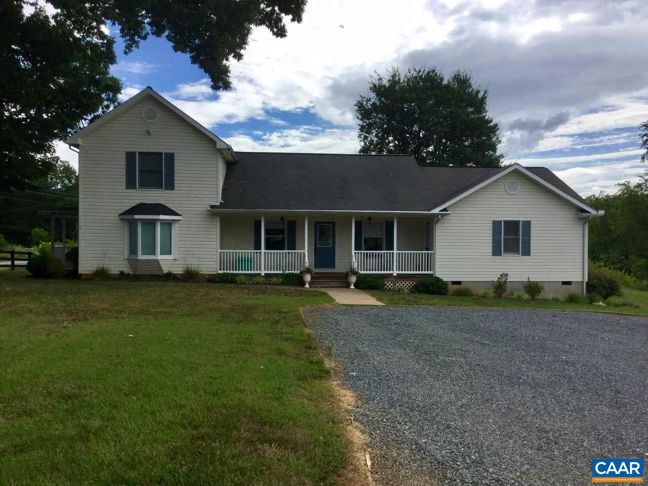 Single Family Home for Sale at 22078 LAHORE Road Orange, Virginia 22960 United States