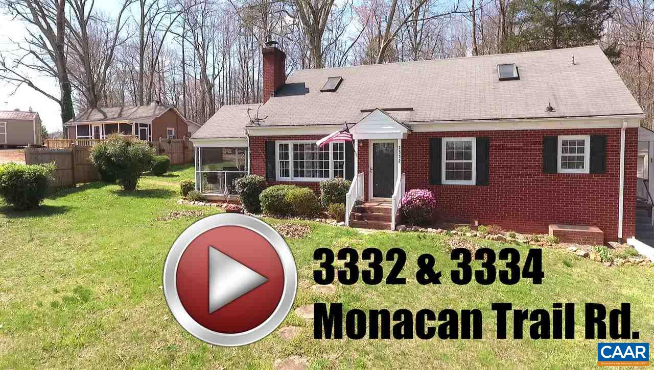 3332 MONACAN TRAIL RD, NORTH GARDEN, VA 22959