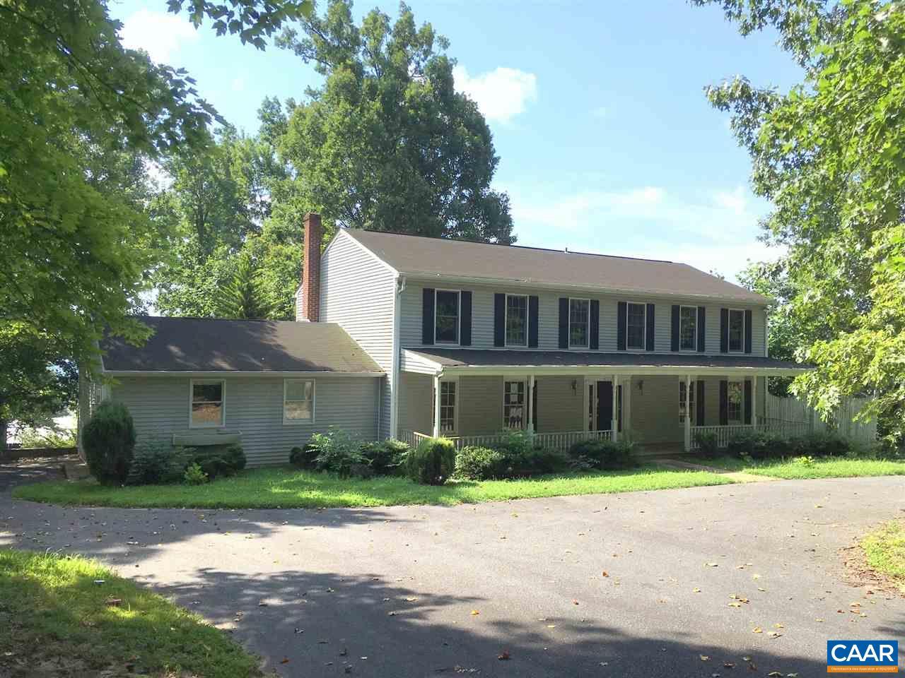 435 COURTHOUSE MOUNTAIN RD, MADISON, VA 22727