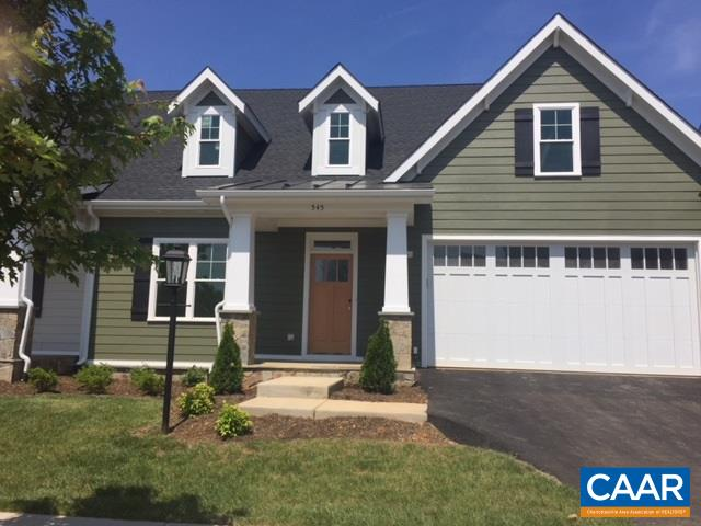 545 TRAILSIDE DR Lot #10 Riverside Village, CHARLOTTESVILLE, VA 22911