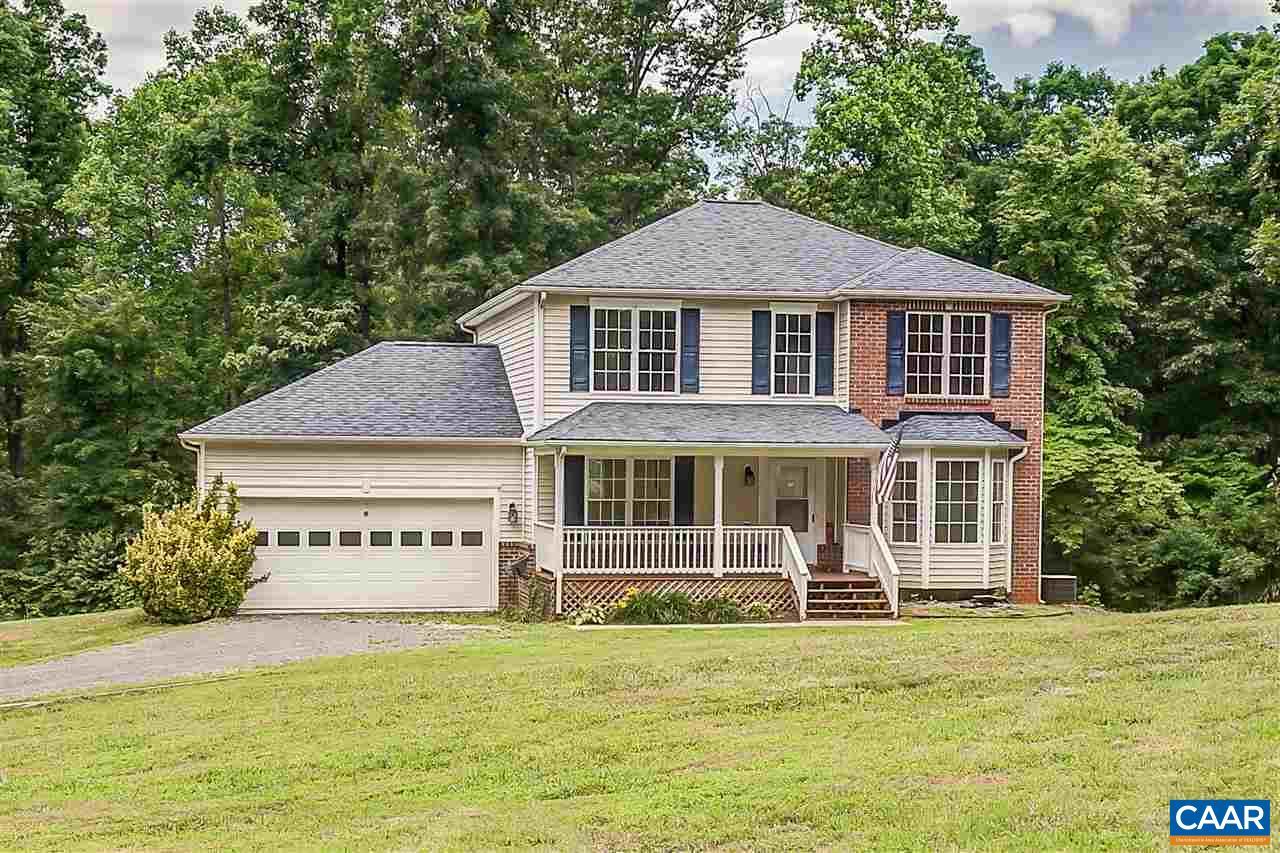 Single Family Home for Sale at 1605 BEAUTIFUL RUN Road Aroda, Virginia 22709 United States