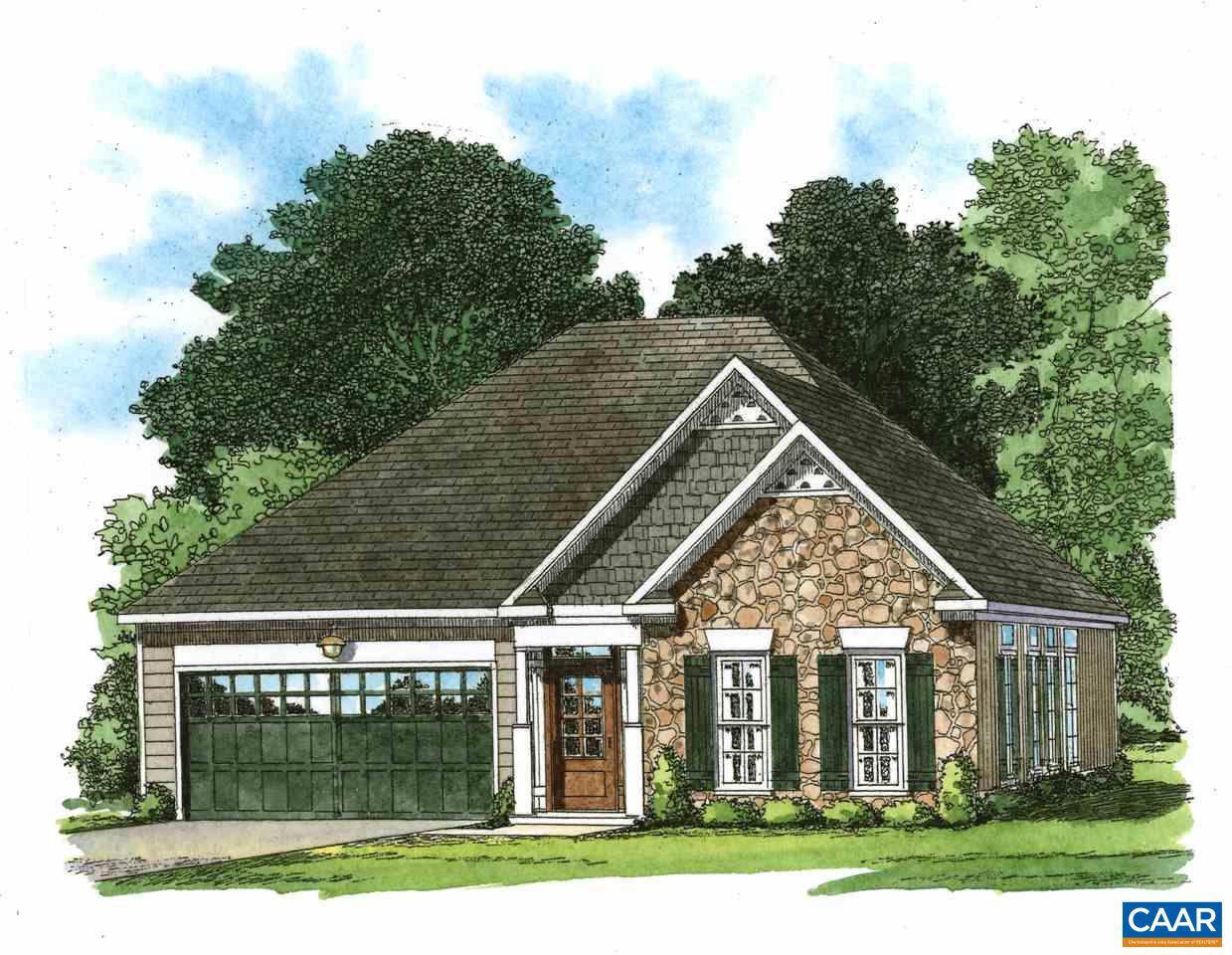 Single Family Home for Sale at 38 LEON Lane 38 LEON Lane Crozet, Virginia 22932 United States