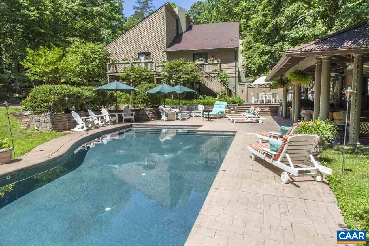 Single Family Home for Sale at 2345 EARLYSVILLE Road Earlysville, Virginia 22936 United States