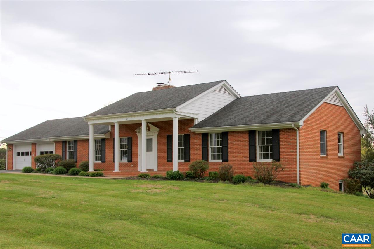 Single Family Home for Sale at 465 MAPLE Drive Madison, Virginia 22727 United States