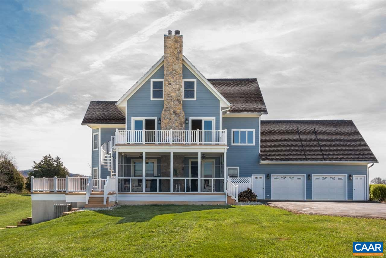 Single Family Home for Sale at 1612 FRAYS RIDGE CROSSING Earlysville, Virginia 22936 United States