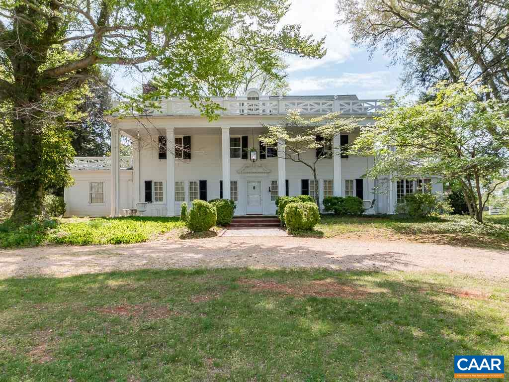 Single Family Home for Sale at 6531 LOUISA Road Keswick, Virginia 22947 United States