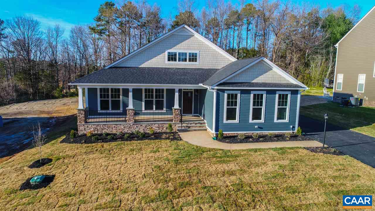 Single Family Home for Sale at 3653 WHITEHALL Road Sandy Hook, Virginia 23153 United States