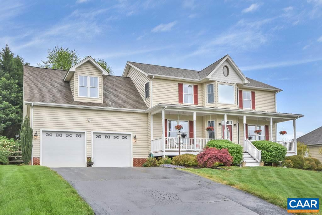 Single Family Home for Sale at 1025 ROLLING MEADOW Lane Crozet, Virginia 22932 United States