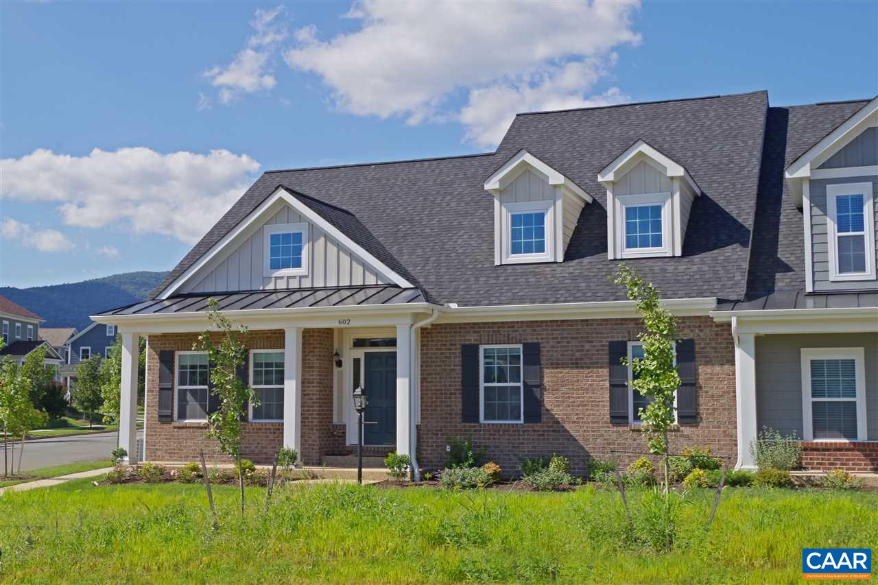 Single Family Home for Sale at 8 BYWARD Street Crozet, Virginia 22932 United States
