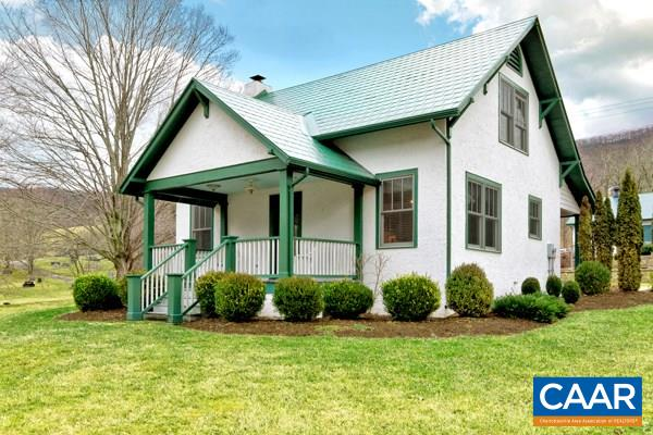 OD-49 OLD DAIRY RD, WARM SPRINGS, VA 24484