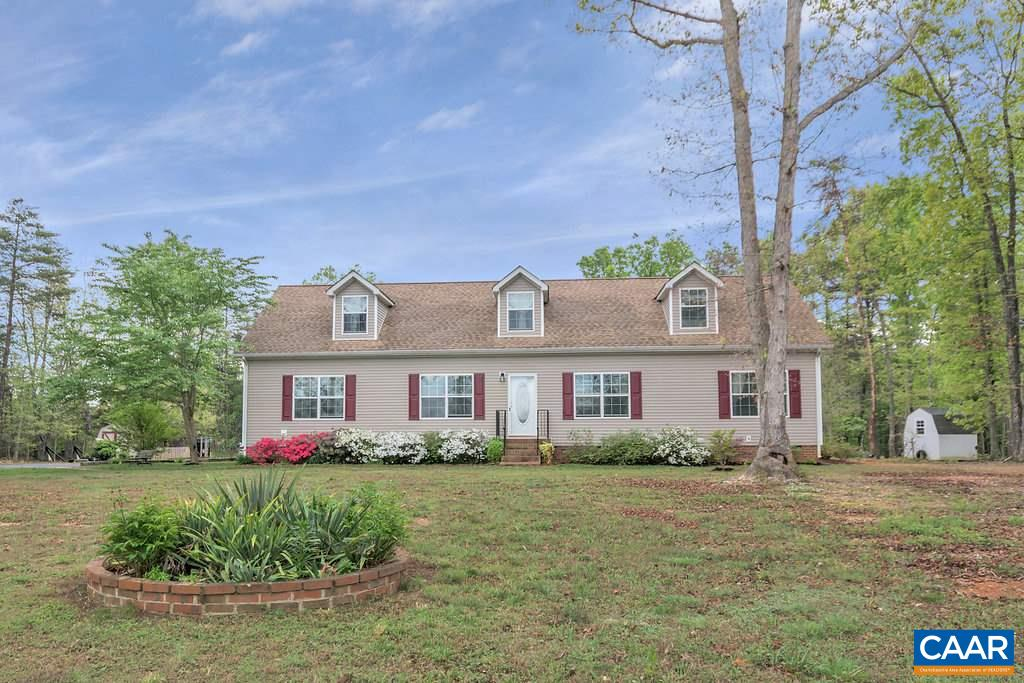 170 AXTELL RD, HOWARDSVILLE, VA 24562