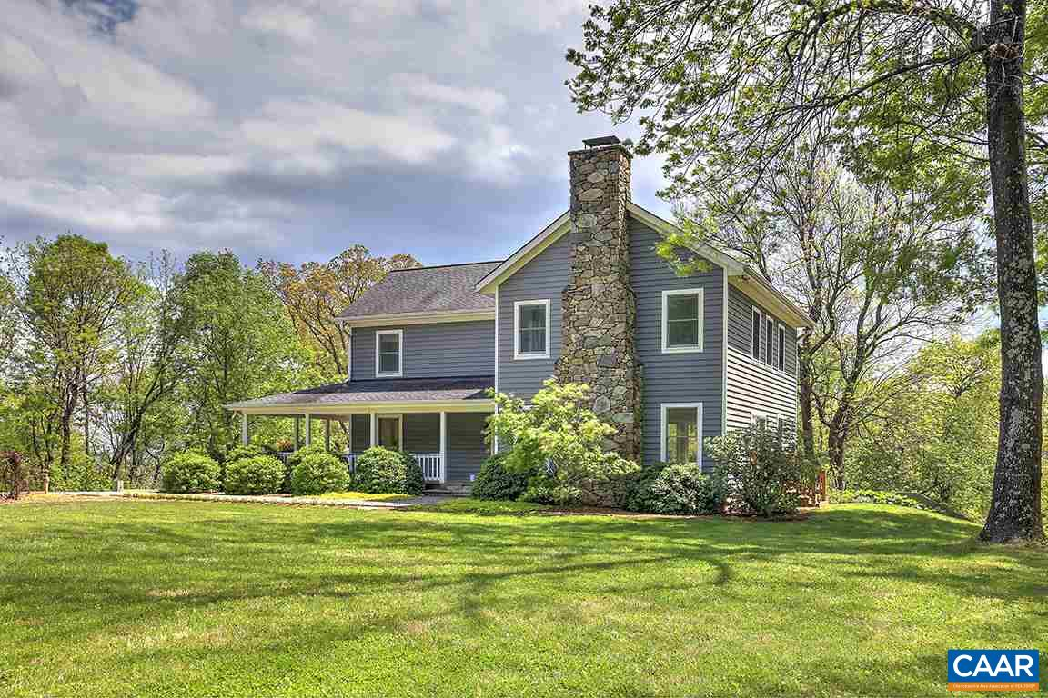 Single Family Home for Sale at 7860 GREENWOOD STATION Road Greenwood, Virginia 22943 United States