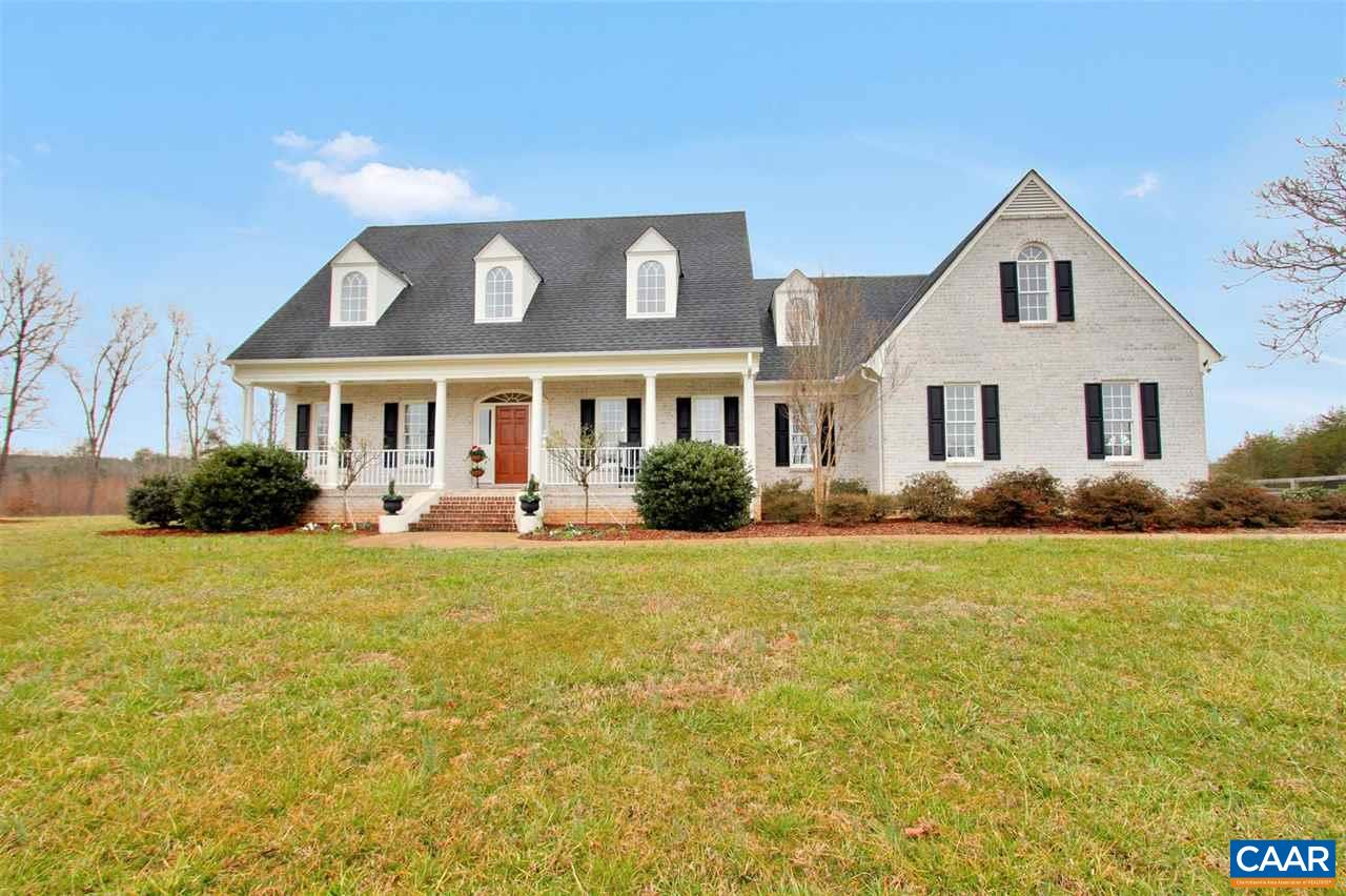Single Family Home for Sale at 1170 ROCK CASTLE Road Goochland, Virginia 23063 United States