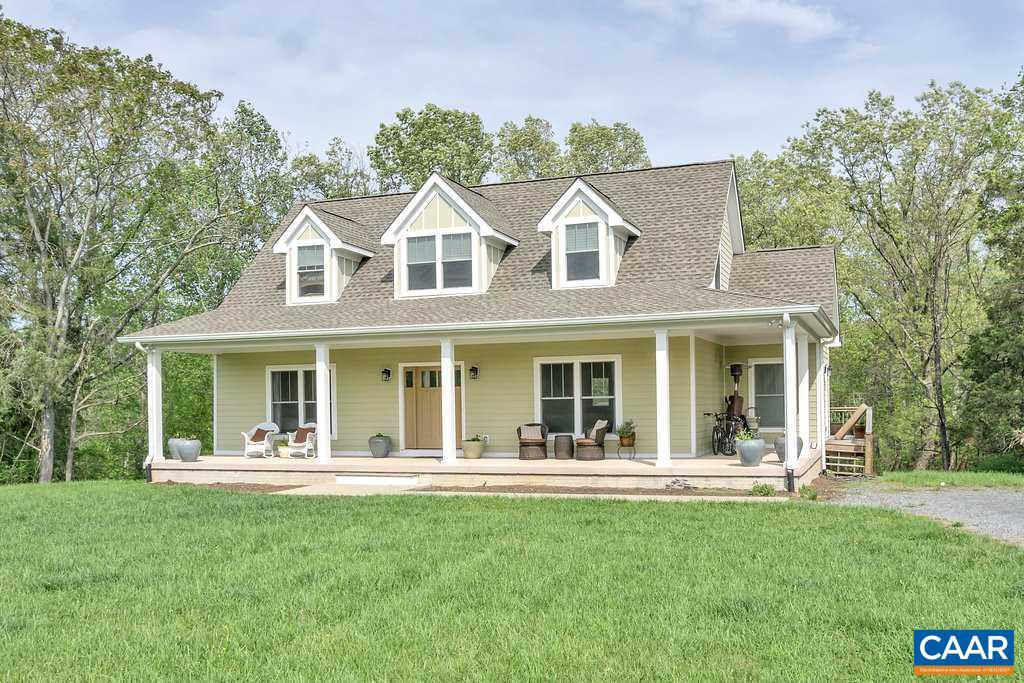 4188 LONGACRE FARM LN, CHARLOTTESVILLE, VA 22901