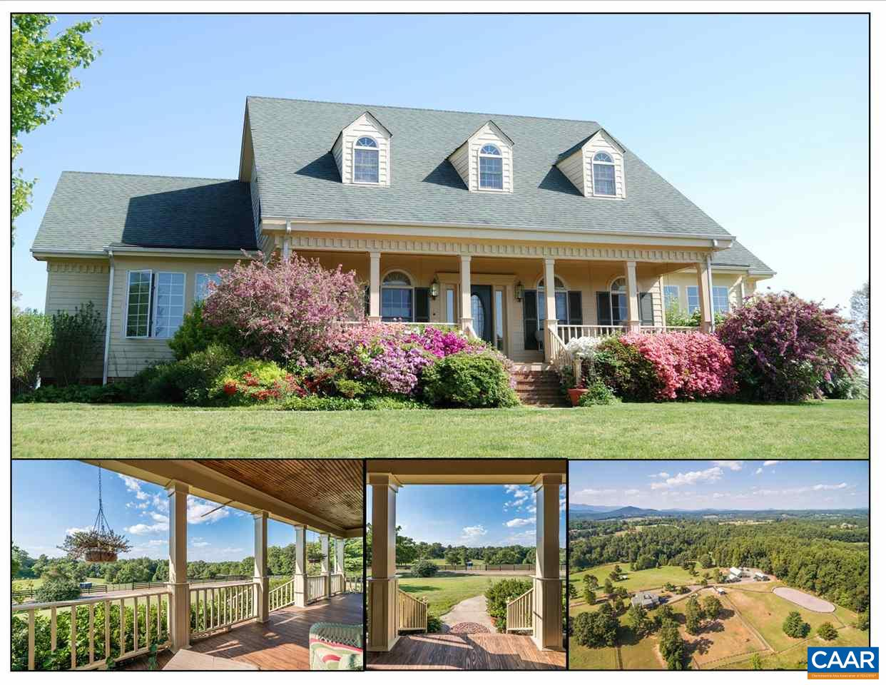 7366 LAUREL HILL LN, RIXEYVILLE, VA 22737