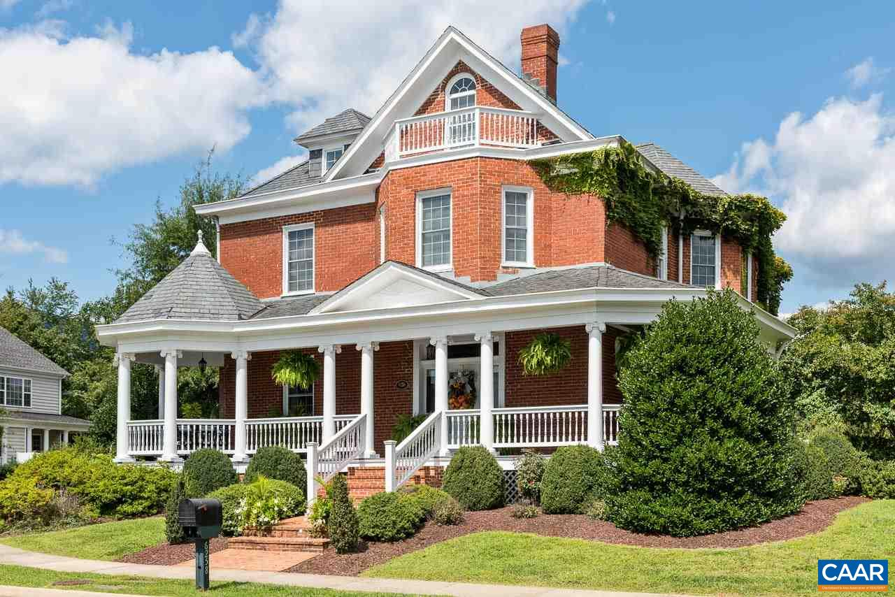 Single Family Home for Sale at 6258 BARGAMIN BRANCH Road Crozet, Virginia 22932 United States