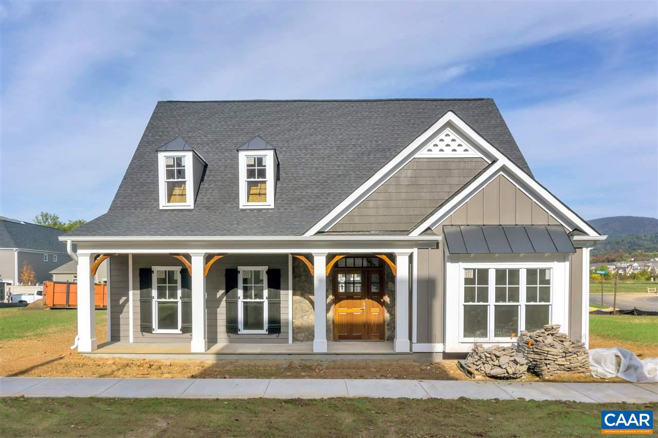 Single Family Home for Sale at 2708 OLDHAM Road 2708 OLDHAM Road Crozet, Virginia 22932 United States