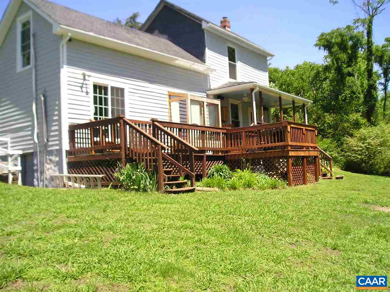 647 Morgan Hill S ROUTE 672, ARVONIA, VA 23004