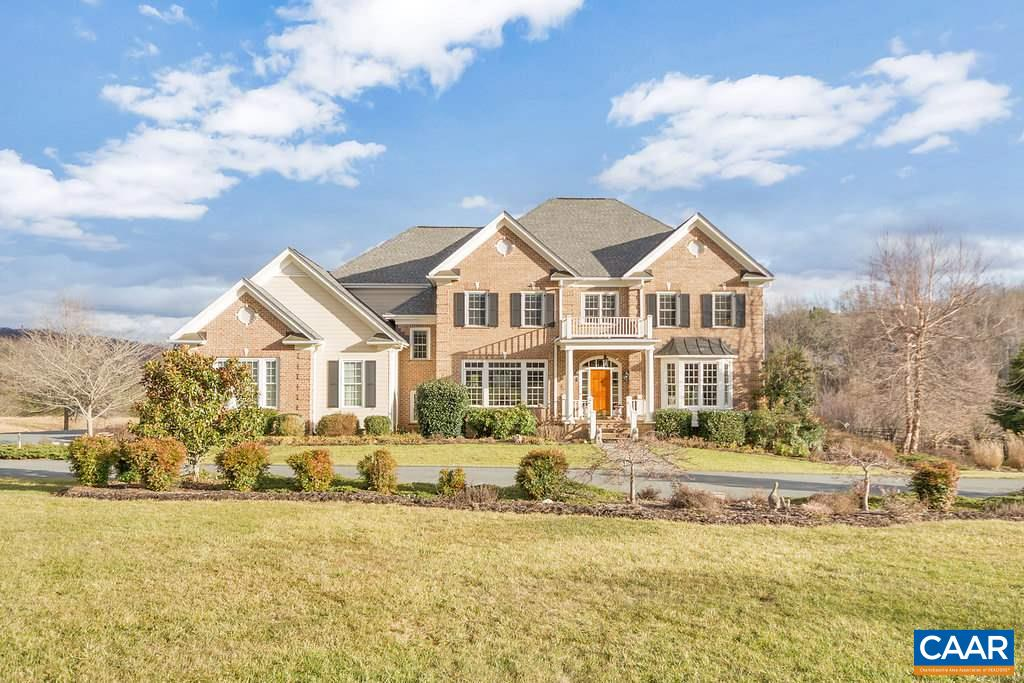 Single Family Home for Sale at 795 FRAYS RIDGE Road Earlysville, Virginia 22936 United States