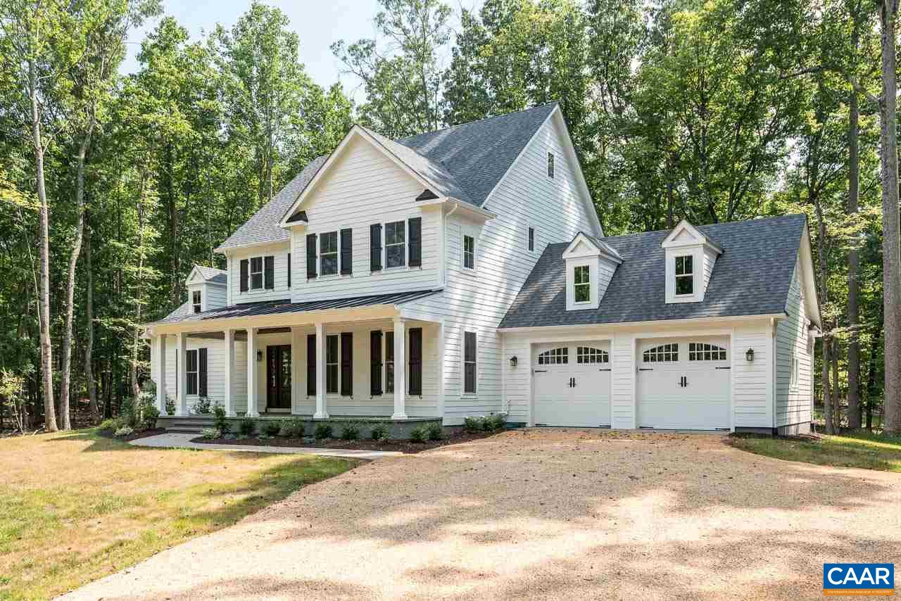 Single Family Home for Sale at Parcel 3 WOODLANDS Road Charlottesville, Virginia 22901 United States