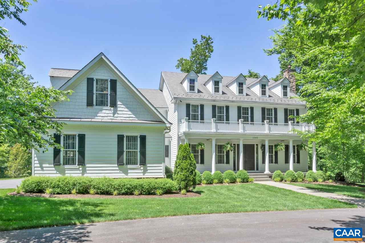 Single Family Home for Sale at 1065 HEMLOCK CREEK Court Earlysville, Virginia 22936 United States