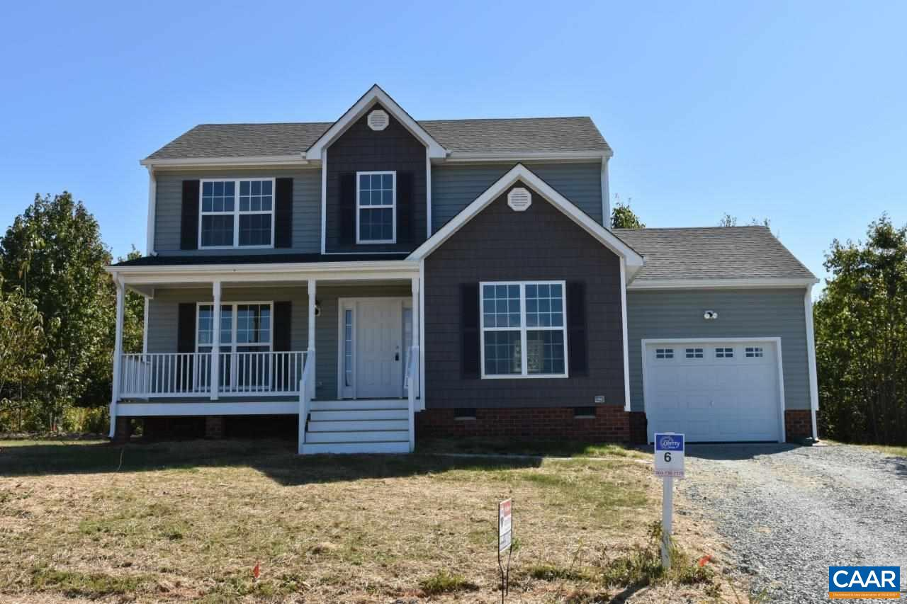 Lot 6 PANORAMA CT, PALMYRA, VA 22963
