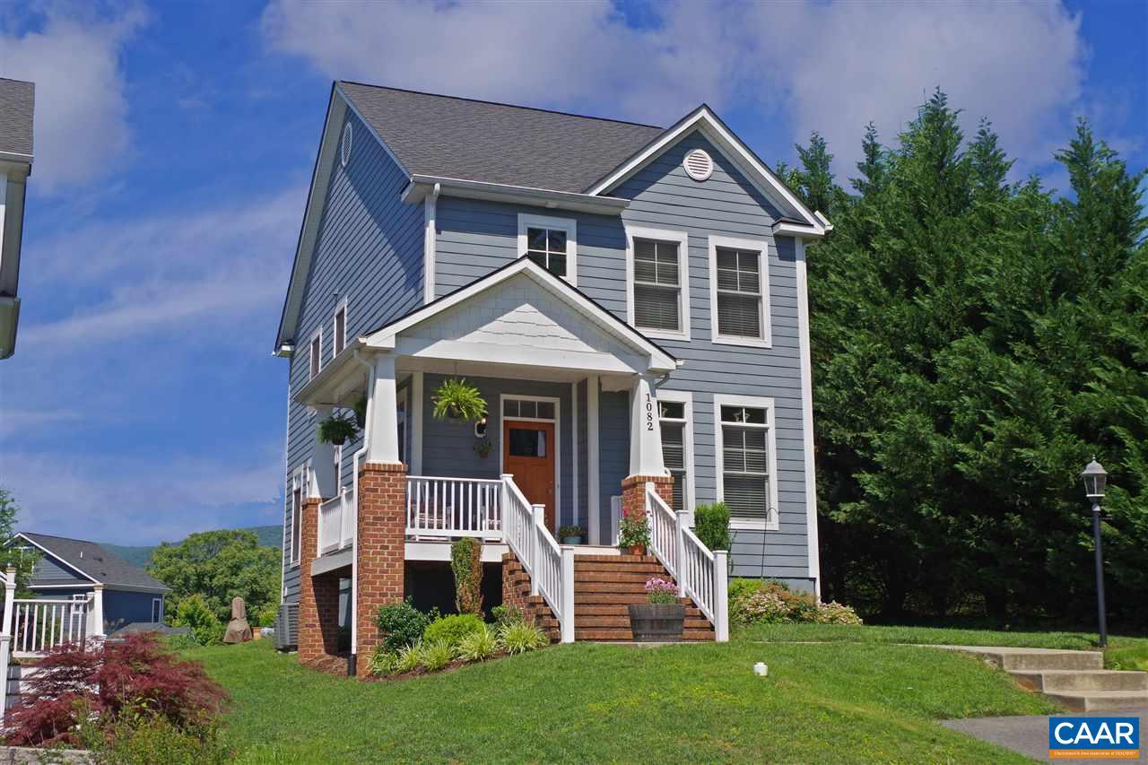Single Family Home for Sale at 1082 KILLDEER Lane Crozet, Virginia 22932 United States