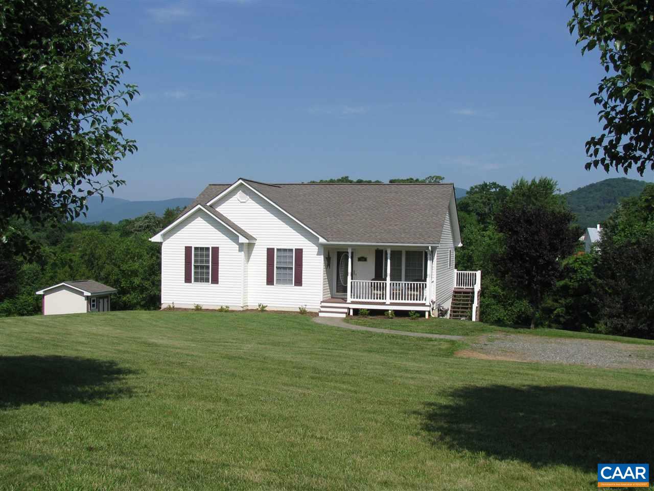 114 TRIPPLE S RANCH LN, STANARDSVILLE, VA 22973