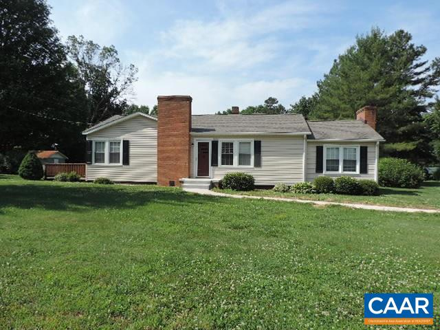 485 FIREHOUSE RD, BUCKINGHAM, VA 23921
