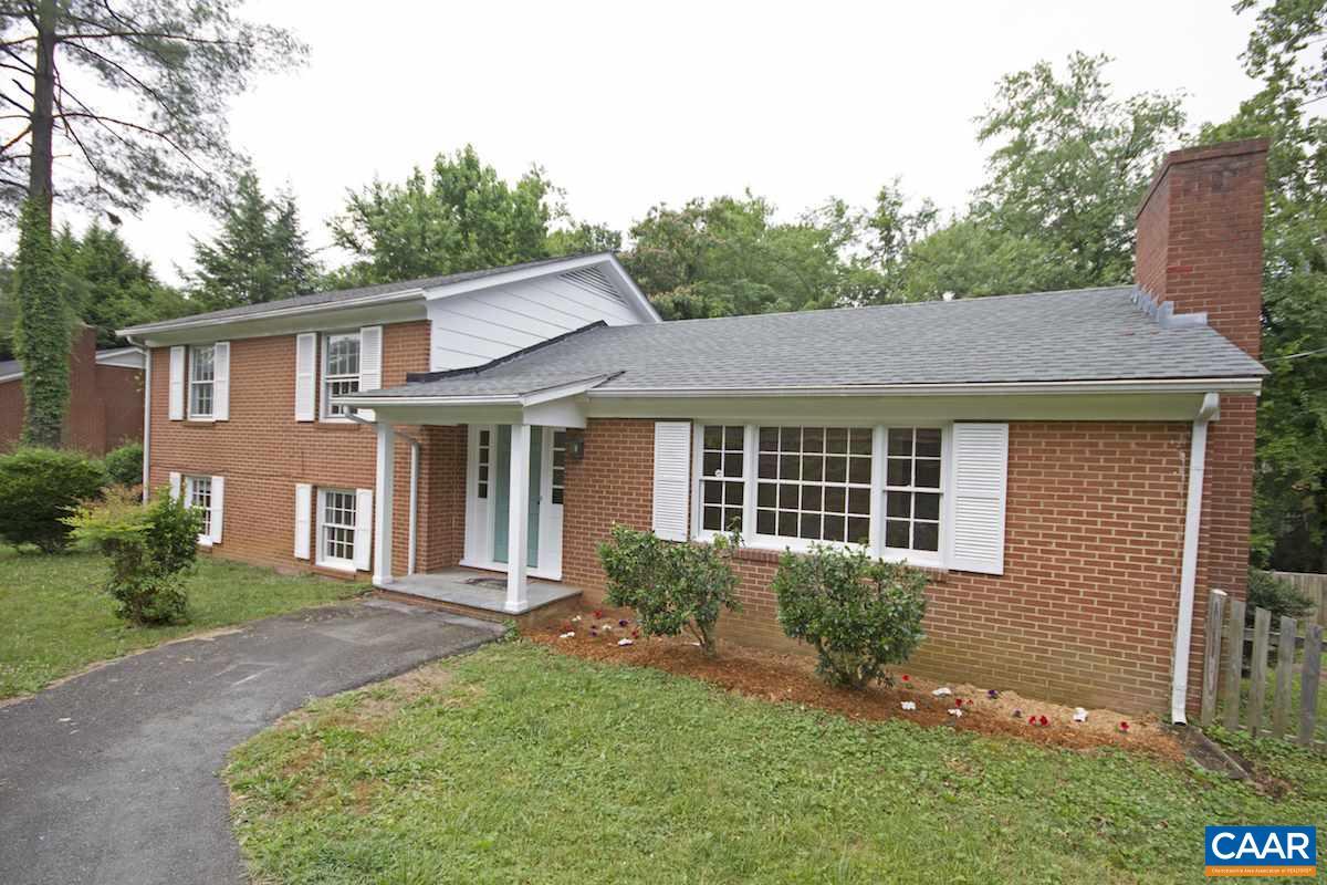 100 SURREY RD, CHARLOTTESVILLE, VA 22901