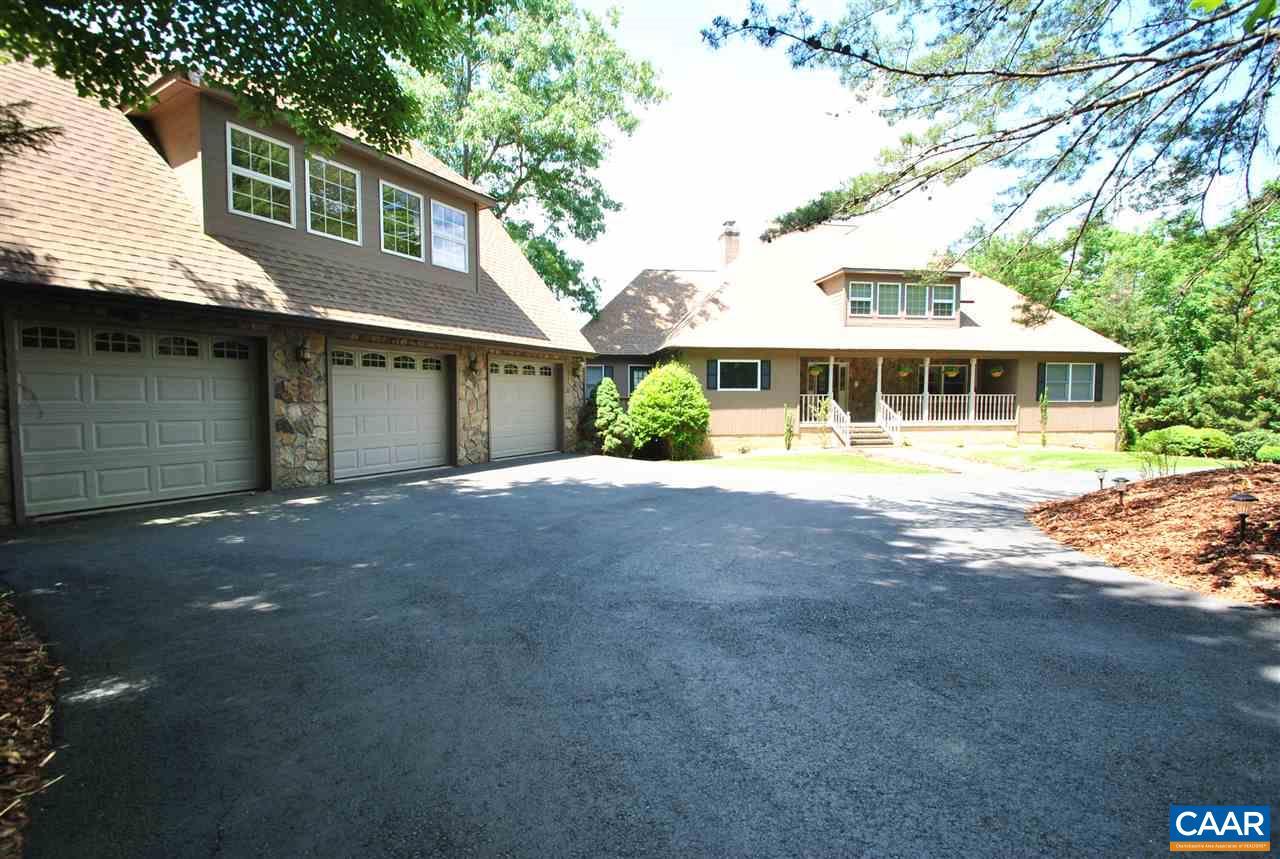 Single Family Home for Sale at 1292 S KESWICK Drive Troy, Virginia 22974 United States