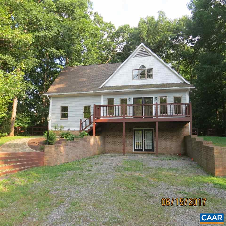Single Family Home for Sale at 15112 ROSE VALLEY Drive Mineral, Virginia 23117 United States