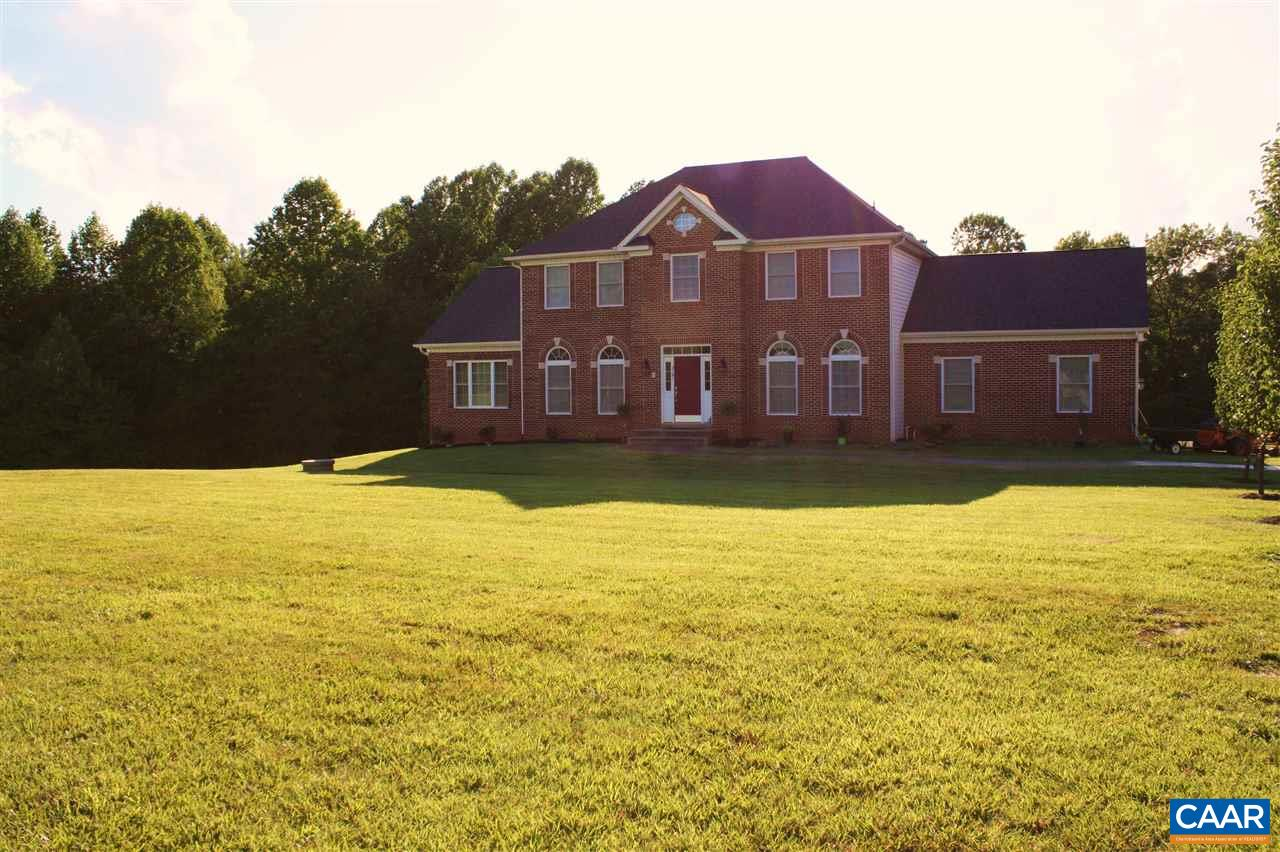 Single Family Home for Sale at 2161 CHOPPING Road Mineral, Virginia 23117 United States