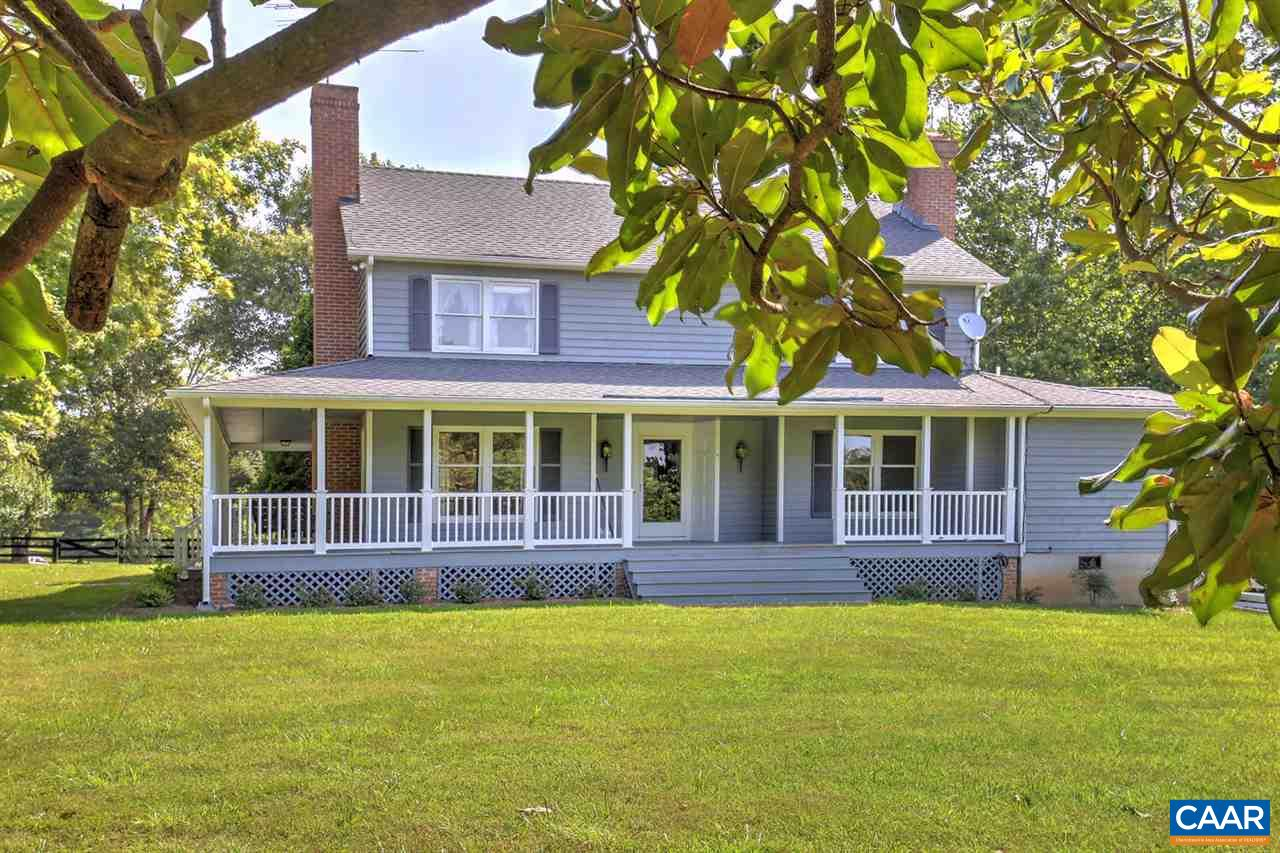 Single Family Home for Sale at 1715 MERRIEFIELDS Lane 1715 MERRIEFIELDS Lane Ruckersville, Virginia 22968 United States