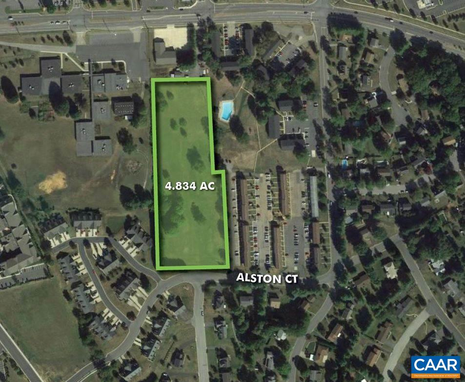 Land for Sale at 1030 ALSTON Court Waynesboro, Virginia 22980 United States