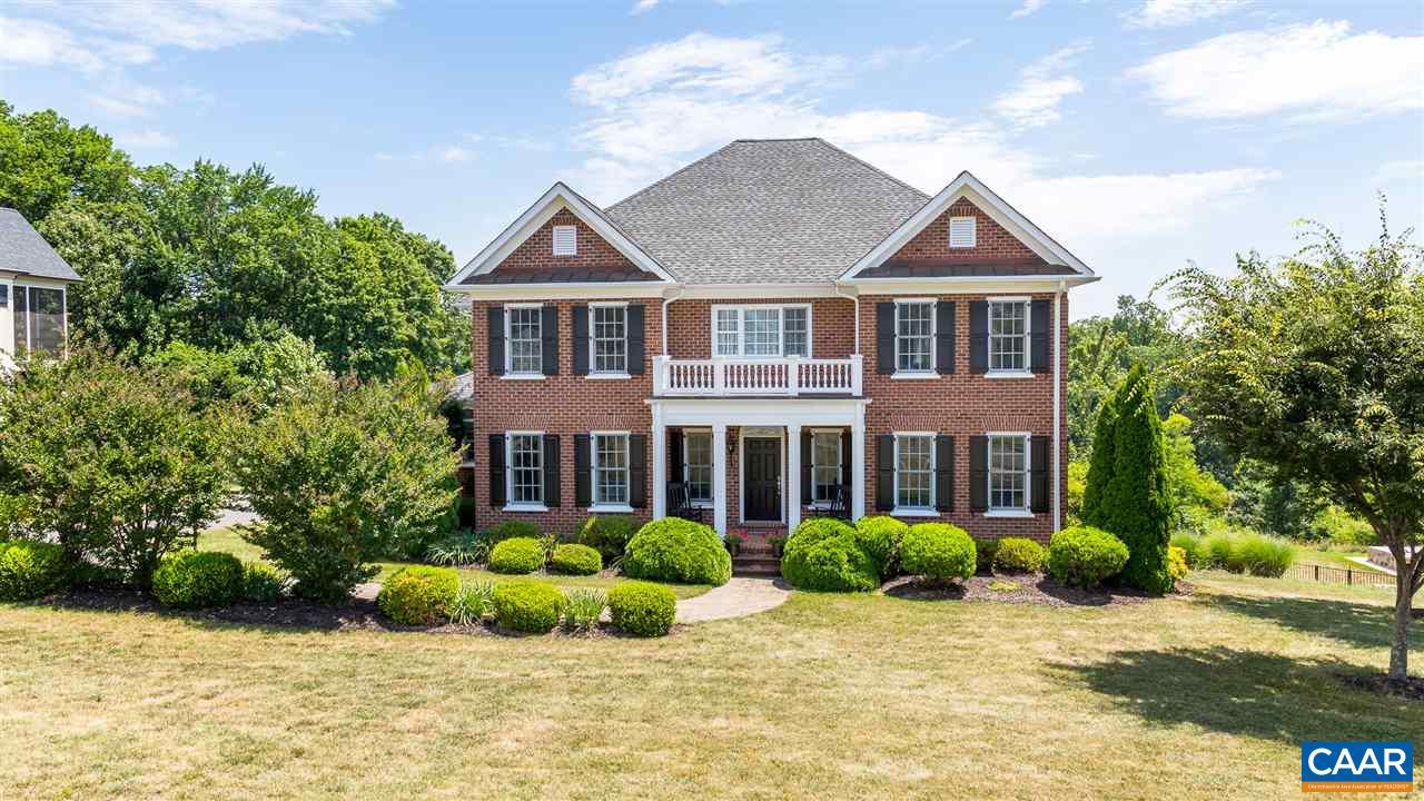 Casa Unifamiliar por un Venta en 6577 WOODBOURNE Lane 6577 WOODBOURNE Lane Crozet, Virginia 22932 Estados Unidos