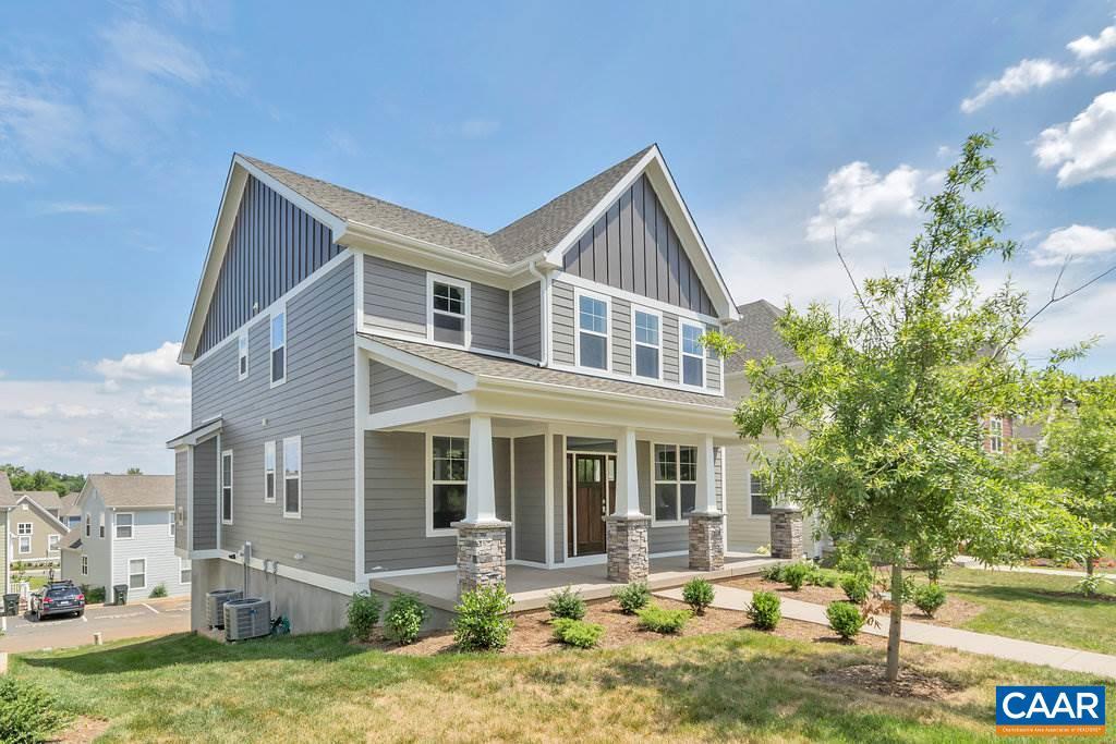 Single Family Home for Sale at 1107 KILLDEER Lane Crozet, Virginia 22932 United States