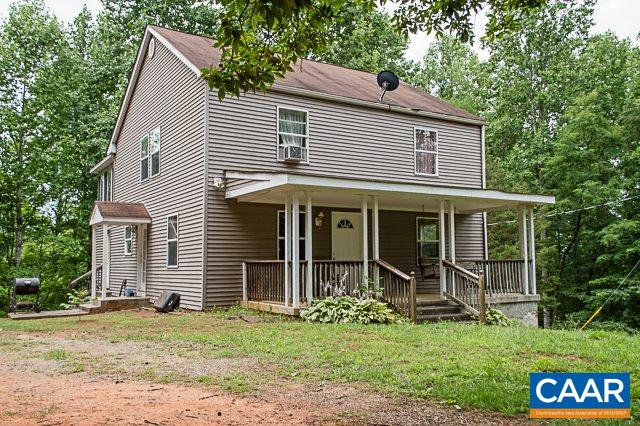 Single Family Home for Sale at 451 MOSBY Lane Faber, Virginia 22938 United States