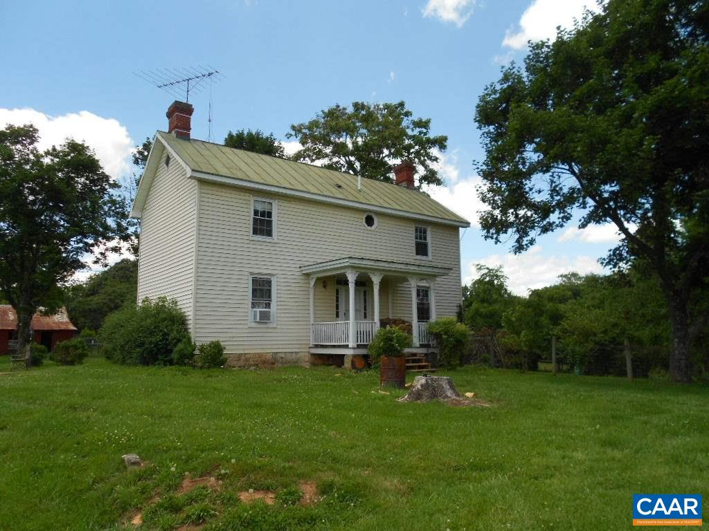 Single Family Home for Sale at 355 GIBBS Road 355 GIBBS Road Madison, Virginia 22727 United States