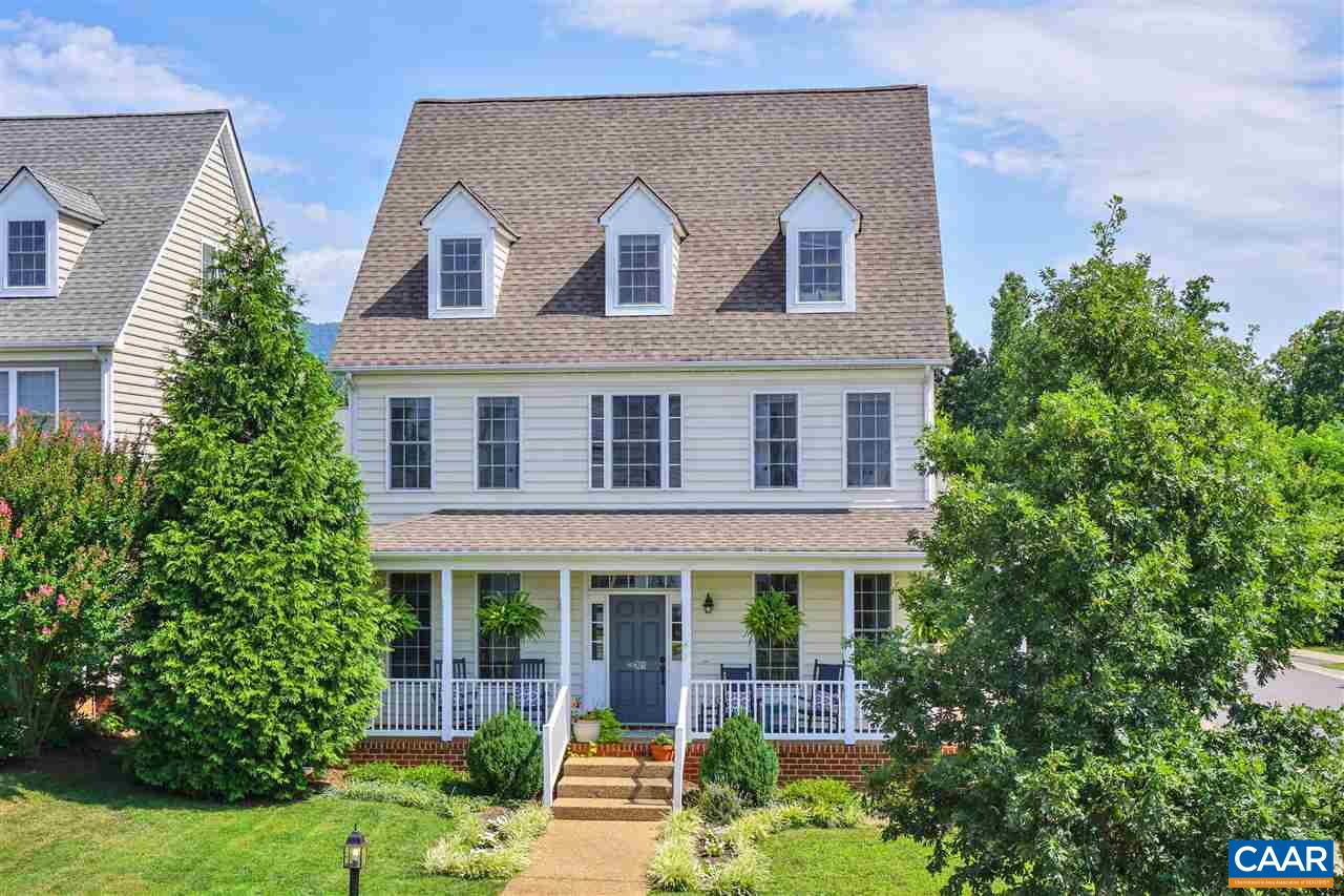 Single Family Home for Sale at 6240 BARGAMIN BRANCH Road 6240 BARGAMIN BRANCH Road Crozet, Virginia 22932 United States