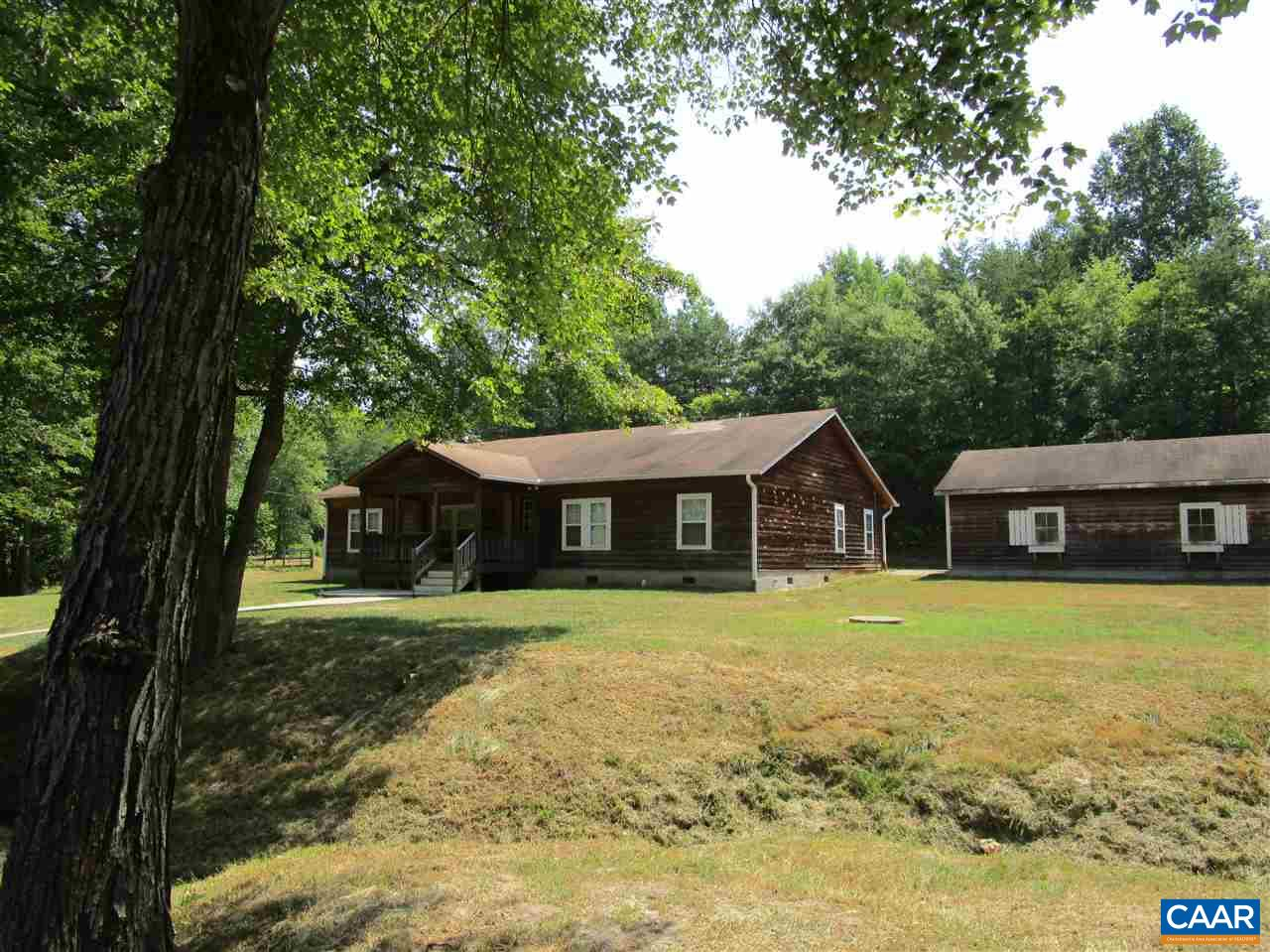 Single Family Home for Sale at 951 GRACE JOHNSON Road 951 GRACE JOHNSON Road Kents Store, Virginia 23084 United States